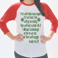 Christmas Buddy the elf shirt. Ugly Christmas sweater Party. Funny Christmas Shirt. Christmas sweater. Christmas Party Shirt. Elf Christmas.