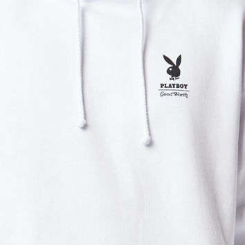Good Worth x Playboy Bunny Pullover Hoodie at PacSun.com