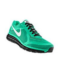 Nike Air Max 2014 iD Custom Men's Running Shoes - Blue
