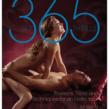 365 Sex Thrills Book