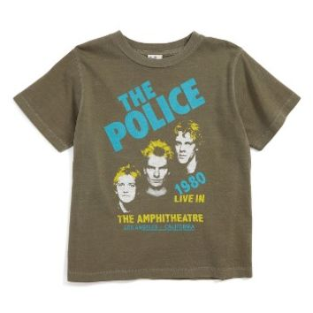 Junk Food The Police Graphic T-Shirt (Toddler Boys) | Nordstrom