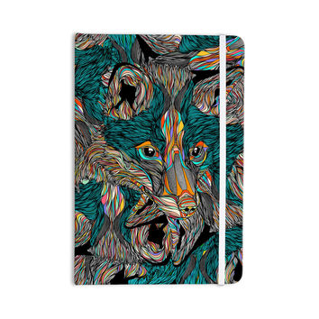 "Danny Ivan ""Fox"" Everything Notebook"