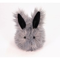 Sterling the Silver Grey Bunny Stuffed Animal Plush Toy