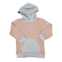 Hoodies - tea rose