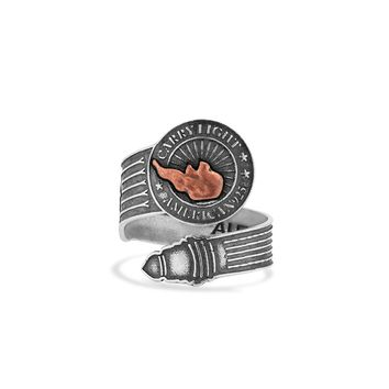 LIBERTY COPPER CARRY LIGHT™ Spoon Ring