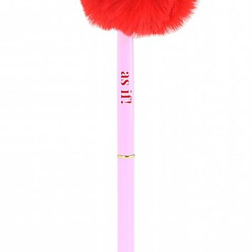 As If Clueless Pom Pom Pen