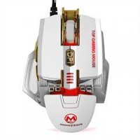 4000 DPI 7D Buttons LED Mechanical Wired Gaming Mouse For PC Laptop