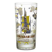 Tomorrowland Glass Tumbler