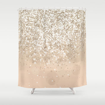 New Colors I Shower Curtain by Rain Carnival