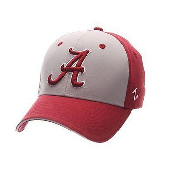 Licensed Alabama Crimson Tide Official NCAA Challenger Small Hat Cap by Zephyr 193440 KO_19_1
