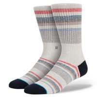 Stance | Waters Grey socks | Buy at the Official website Main Website.