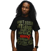 Biggie Freestyle Olive T Shirt