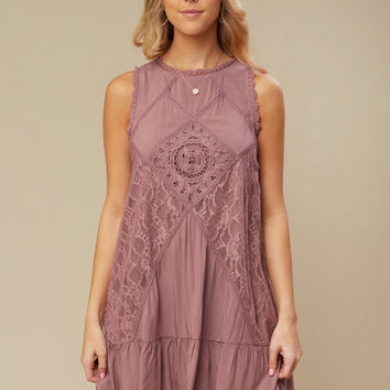 Altar'd State Lace Away Dress - Dresses - Apparel