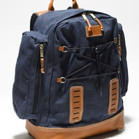 Waxed-Canvas Backpack: BAGS   Free Shipping at L.L.Bean