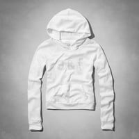 popover shine hoodie