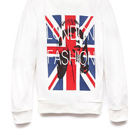 London Fashion Sweatshirt (Kids)