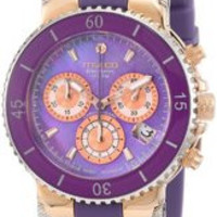 MULCO Women's MW3-70604-055 Bluemarine Chronograph Swiss Movement Watch