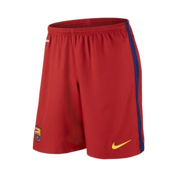 Nike 2015/16 FC Barcelona Stadium Home/Away Men's Soccer Shorts