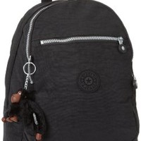 Kipling Challenger Medium Backpack, Black, One Size:Amazon:Clothing