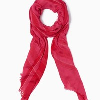 Jess Border Stripe Scarf | Fashion Apparel | charming charlie