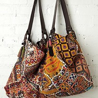Free People Vintage Tapestry Tote