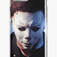 'Michael Myers' iPhone Case/Skin by Maddinyah