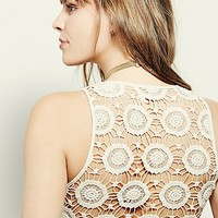Free People Finding the Sun Wrap Top