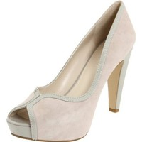 Nine West Women's Justjoshin Open-Toe Pump - designer shoes, handbags, jewelry, watches, and fashion accessories | endless.com