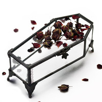 LOVE YOU TO DEATH. Jewellery Casket – REGALROSE