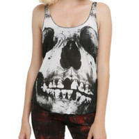 Iron Fist Loose Tooth Girls Tank Top