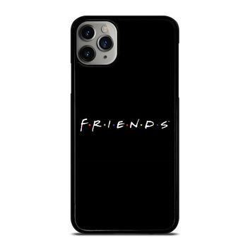 FRIENDS MINIMALISTIC iPhone Case Cover