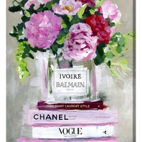 Oliver Gal Florale Canvas Wall Art | Nordstrom