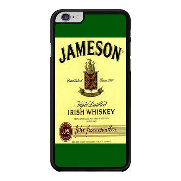 Jameson Wine Irish Whiskey iPhone 6 Plus / 6S Plus