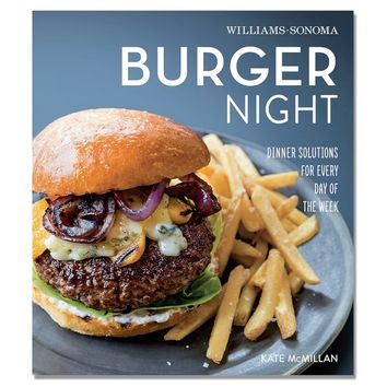 What's for Dinner: Burger Night Cookbook