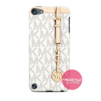 Michael Kors MK Bag Texture Print iPod Case Cover