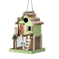 Charming Love Nest Birdhouse Decor