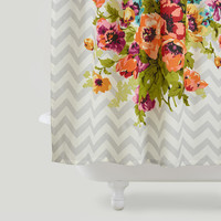 Floribunda Shower Curtain - World Market
