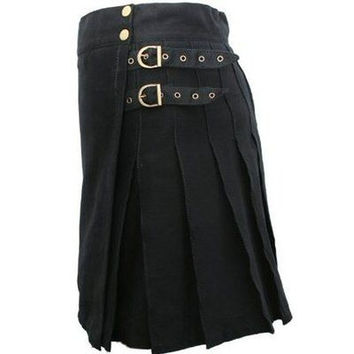 Ladies Utility Kilt Skirt Custom Made
