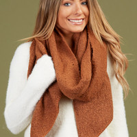 Altar'd State Soft Cloud Scarf - Accessories