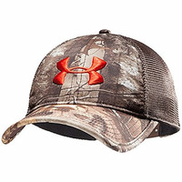 Under Armour Men's UA Camo Mesh Back Cap One Size Fits All REALTREE AP-XTRA
