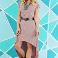 It's Meant To Be Dress: Dusty Rose