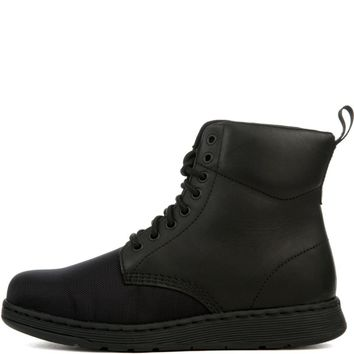 Dr. Martens Rigal Men's Mono Cdr Gun Black Boots