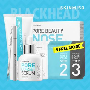 SKINMISO | Blackhead Removal Package
