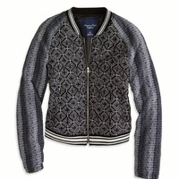 AE Quilted Varsity Jacket | American Eagle Outfitters