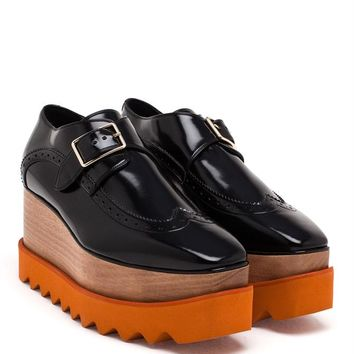 STELLA MCCARTNEY | Flatform Brogues | brownsfashion.com | The Finest Edit of Luxury Fashion | Clothes, Shoes, Bags and Accessories for Men & Women