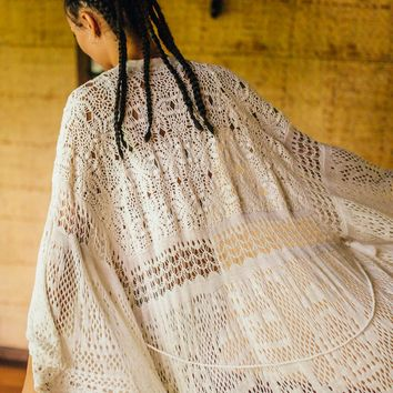 Free People Dream Catcher Kimono