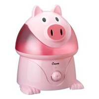 Cool Mist Humidifier Pig- Crane-Appliances-Air Purifiers & Dehumidifiers-Humidifiers