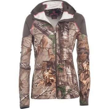 Academy - Game Winner® Women's Realtree Xtra® Stretch Fleece Full Zip Hoodie Jacket