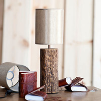 Unsyn Timber Lamp