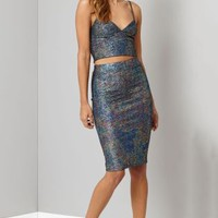 Buy Lipsy Metallic Co-ord Bralet online today at Next: Deutschland